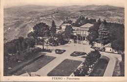 FERMO PANORAMA  Viaggiata 1936 C.2115 - Ascoli Piceno