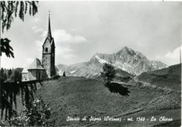 SAURIS DI SOPRA  UDINE  Chiesa Parrocchiale - Udine