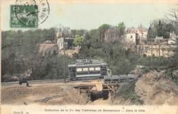 Cie Des Tramways De Bonsecours - Dans La Côte - Bonsecours