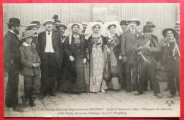 Les Trois Grandes Journées Régionalistes De Bourges-15 16 17 Septembre 1911-Délégation Du Limousin - Bourges