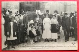 Les Trois Grandes Journées Régionalistes De Bourges-15 16 17 Septembre 1911-La Normandie - Bourges