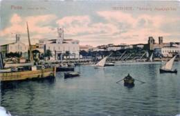 Grèce - Pirée - Hôtel De Ville - Coin Cassé - Greece