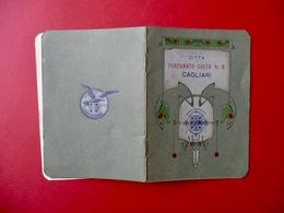 Catalogo Ditta Fortunato Costa Cagliari Conserve Alimentari Sarrabus Sardegna - Vieux Papiers