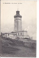 Cpa Old Pc Algerie Ain Benian Guyotville Phare Lighthouse - Other Cities