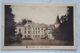 CPA THIEUSIES Région Mons Casteau Soignies Château Hainaut - Soignies