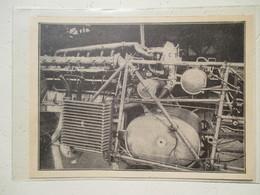 Nouveau Turbo- Compresseur (Rateau) Atmosphèrique Pour Aviation Haute Altitude -  Coupure De Presse De 1920 - GPS/Radios