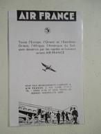 Publicité Air France - Ligne Paris London  -  Coupure De Presse De 1937 - Advertenties