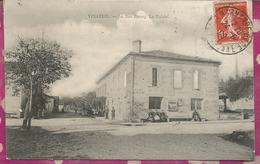 D47 -  VIRAZEIL - Le Bas Bourg - La Mairie - Autres Communes
