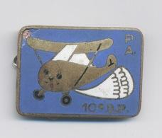 PARACHUTISTE. 10 Eme Division Parachutiste, Peloton Avions, DP. Fa  DRAGO G.1562 ( Restauration à L'arriére Voir Scan) - Armée De Terre