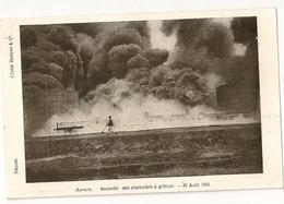 17 - Anvers - Incendie Des Réservoirs à Pétrole - 26 Août 1904 - Antwerpen