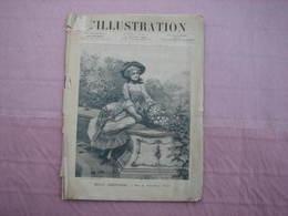 BELLE  JARDINIERE Catalogue 1894 Et Une Affichette 38X52 - He