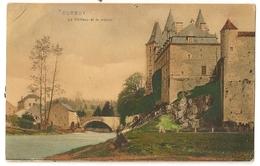 16 -Durbuy - Le Château Et Le Moulin - Antwerpen