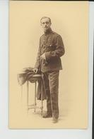 BELGIQUE - ANVERS - MILITARIA - Belle Carte Photo Portrait Militaire Réalisée En 1920 Par LA PHOTO MODERNE à ANVERS - Antwerpen