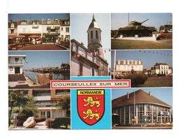 CPM - COURSEULLES-SUR-MER - Courseulles-sur-Mer