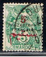 MAROC Fr. 371 // YVERT 40 // 1914-20 - Usados