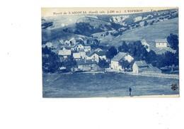 Cpa - 30 - L'Aigoual, L'Espérou, Vue Générale - 1928 - MTIL - Otros Municipios