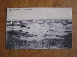 MIDDELKERKE Les Dunes N° 113  Flandre Littoral Mer Carte Postale Postkaart - Middelkerke