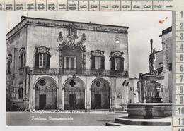 CORIGLIANO D'OTRANTO LECCE PALAZZO COMI FONTANA - Lecce
