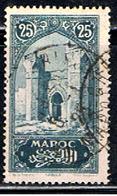 MAROC Fr. 386 // YVERT 106 // 1923-27 - Usados