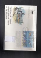 Tristan Da Cunha Michel Cat.No. FDC Sheet 32 Fish - Tristan Da Cunha