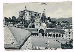 V5235 Udine - Piazza Contarena E Castello / Viaggiata 1962 - Udine