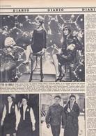 (pagine-pages)SYLVIE VARTAN+PETULA CLARK+FRANCOISE HARDY   Oggi1964/52. - Other