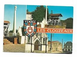 CPMJ4532 LES CLOUZEAUX  A 9 KM DE LA ROCHE SUR YON - Autres Communes