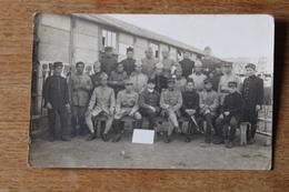 Carte Photo  WWI 1914 1918 Troupes Coloniales  Asiatiques - Guerre, Militaire
