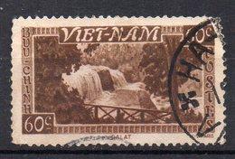 VIETNAM - EMPIRE - 1951 - PAYSAGE VIETNAMIEN - 60ç -Oblitéré - Used - - Vietnam