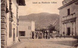 Saluti Da Montereale Valcellina - Autres Villes