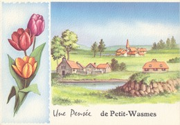 Une Pensée De Petit-Wasmes - Colfontaine