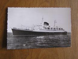 Le FLANDRE Cie Transatlantique  Marine Boat Bateau Navire Paquebot Croisière Carte Postale Postkaart - Paquebots