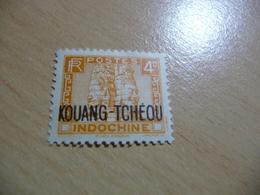 TIMBRE  KOUANG-TCHEOU  N  126A  COTE  2,80  EUROS  NEUF  TRACE  CHARNIÈRE - Kouang-Tcheou (1906-1945)