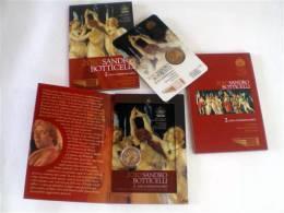 "San Marino (Saint Marin) 2010: 2 Euro Commémorative ""Sandro Botticelli"" (en Coffret BU) - DISPONIBLE - San Marino"