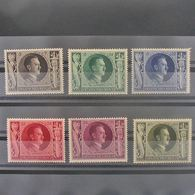 Allemagne, 3ème Reich 1933-1945, N° 763-768, N** Cote 15€ - Allemagne