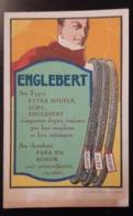 Pneus ENGLEBERT - Publicité