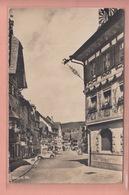 OLD POSTCARD SWITZERLAND - SCHWEIZ -  STEIN - AUTO  - 1959 - SH Schaffhouse