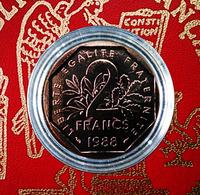 2 Francs SEMEUSE De 1988 En FDC... - I. 2 Francs