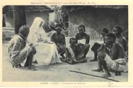 Ex SOUDAN FRANCAIS ( Ex AOF Actuel MALI ) SEGOU : L'Enseignement Du Catéchisme - CPA -  Afrique Noire - Black Africa - Soudan