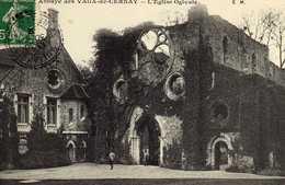 78 * VAUX DE CERNAY  /  L' EGLISE OGIVALE - Vaux De Cernay