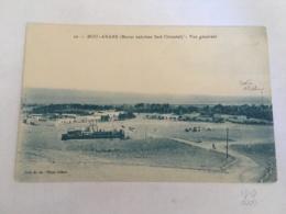 CPA MAROC - BOU ANANE - 10 - Vue Générale - Maroc