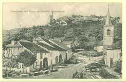 88 - SCHLOSSRUINE BEI CELLES IM PLAINETAL - Frankrijk