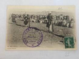 CPA MAROC - BOU DENIB - 24 - Prisonniers Berberes (15 Mai 1908) - Maroc
