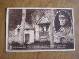 MARCHE LES DAMES Sous Les Rochers Calvaire Roi Albert CPA Carte Postale Postkaart - Namur