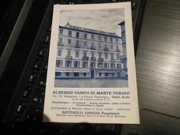 ALBERGO CAMPO DI MARTE VIA XX SETTEMBRE 7 E PIAZZA PALEOCAPA BOTTINELLI CONIUGI - Bars, Hotels & Restaurants