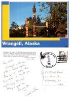 Totem Park, Wrangell, Alaska - Native Americans