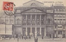 SAINT-QUENTIN - Le Théâtre - Saint Quentin