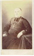 Mgr. Nicolas DEHESSELLE - XXe Evêque De NAMUR - °CHARNEUX (Lge) 1789 Et  +NAMUR 1865 - (vraie Photo) - Images Religieuses