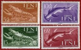Ifni (España). 1954. Dia Del Sello Colonial - Ifni