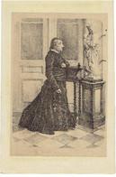 HOOGSTRATEN / TILDONK  -  E.H. Jean Corneille LAMBERTZ - Stichter Inst. Ursulinen Tildonk - °1785 En +1869 (Franstalig) - Images Religieuses